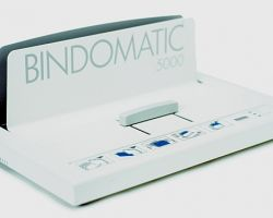 Bindomatic 5000